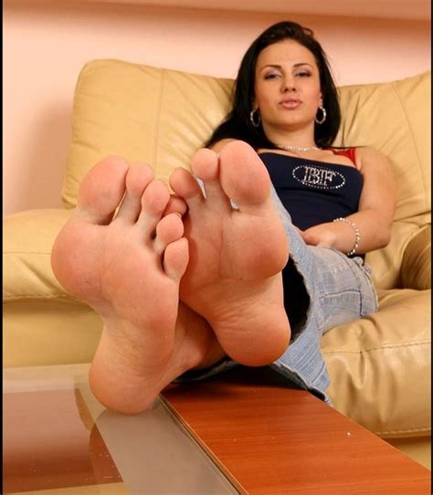 Soles mature milf Feet